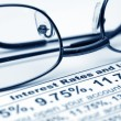 Interest rates — Stock Photo #6637103