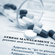 Stress management - Stock Photo