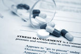 Stress management — Stock Photo