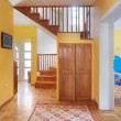 House entrance hall - Foto Stock