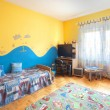 Stock Photo: Kid-room