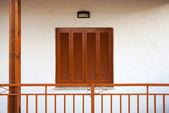 Balcony — Стоковое фото