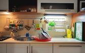 Kuchyňský stůl — Stock fotografie