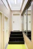 大厅楼梯 — 图库照片