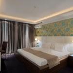 Hotel apartment — Stock Photo