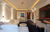 Hotelappartement — Stockfoto