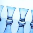 Stock Photo: Glass goblet