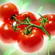 Ripe tomato — Stock Photo #5828307