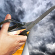 Shears - Stock Photo