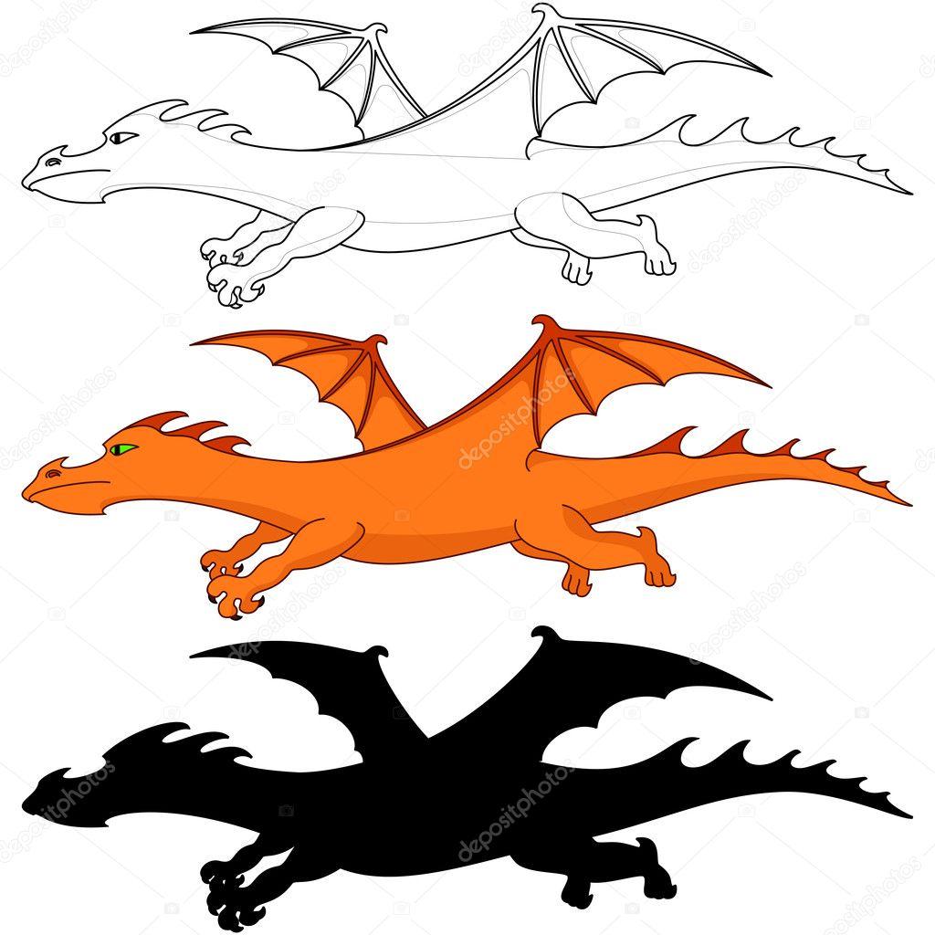 Dragon Fantastic Fantastic Dragon Three