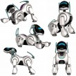Stock Photo: Robot Dog