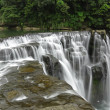 Stock Photo: Shifen waterfall in Taiwan