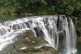 Shifen waterfall in Taiwan — Stock Photo