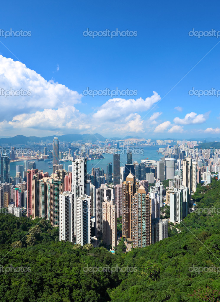 Hong Kong  Stock Photo #6083703