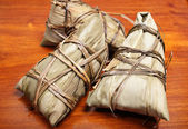Rice dumplings — Foto de Stock