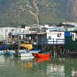 Tai O fishing village in Hong Kong — Stock Photo #6521057