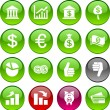 Royalty-Free Stock Vector Image: Money icons.