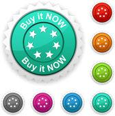 Buy it now award. — Stock Vector