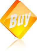Buy button. — Stock Vector