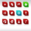 Seasons icons. — Image vectorielle