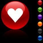 Love icon. — Stock Vector