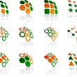 Set of Company symbols. - Stock Vector