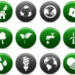 Ecology  icons. - Stock Vector
