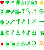 Icons. — Stock Vector