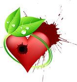 Save love. — Stock Vector