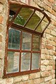 Barn window — Photo