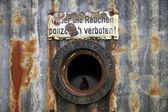 Porthole — Stock Photo
