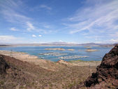 Lake mead marine — Stockfoto