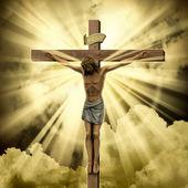 ο ιησούς χριστός — Φωτογραφία Αρχείου