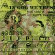 Dollar Background — Foto de Stock