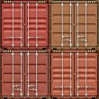 Freight Containers — Stock Photo #6372719