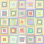 retro abstraktní pozadí — Stock vektor