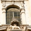 Stock Photo: Baroque detail - St.Irene Church in Lecce, Apuli- Italy