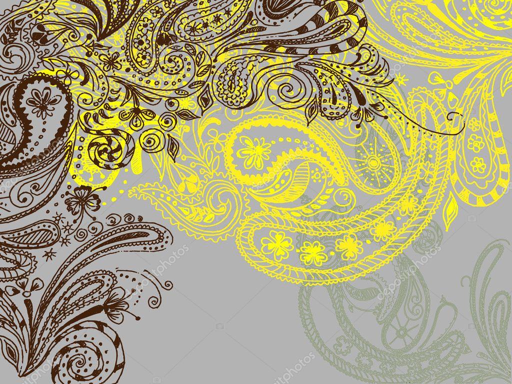 Орнаменты и узоры картинки цветные