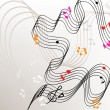 Endless melody — Vector de stock #5992270