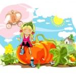 Pumpkin — Stock Vector #6410935