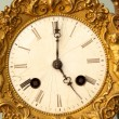 Stock Photo: Old mechanical clock
