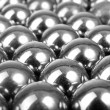 Metal balls — Stock Photo