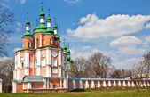 Gustynsky Monastery — Stock Photo