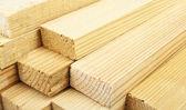 Pranchas de madeira — Fotografia Stock