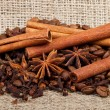 Aromatic spices — Stock Photo #6571651