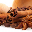 Aromatic spices — Stock Photo #6603690