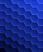 Background of hexagons. — Stock Vector