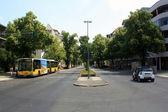 Neue kantstraße — Stockfoto