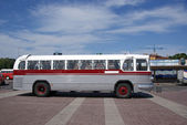 The old bus — Stock Photo