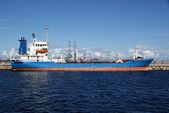 Tanker — Stock Photo